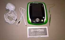 Leap Pad2 power (including 13 games and 2 stories books)