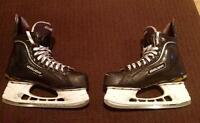 BAUER TOTAL ONE SKATES FOR SALE
