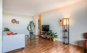 LARGE APARTMENTS, VERY CLEAN & QUIET, GREAT WEST END