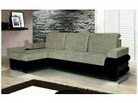 New corner sofa bed Tigra sofa bed with storage double bed Amk Furniture Polskie narozniki