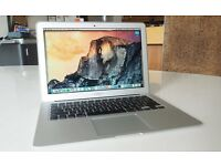 "MacBook Air 13"" (2015) - 128GB SSD / 8GB RAM / i5 / MINT CONDITION"