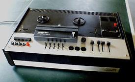 Telefunken M3000 hi-fi reel-reel tape recorder (In need of attention)