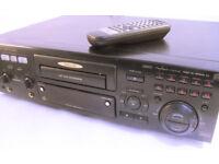 JVC XL SV-22 Video CD Player & Remote Karaoke (WH_3911)