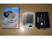 Ormron M3 Blood Pressure Monitor