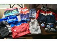 3-4 years boys clothes bundle