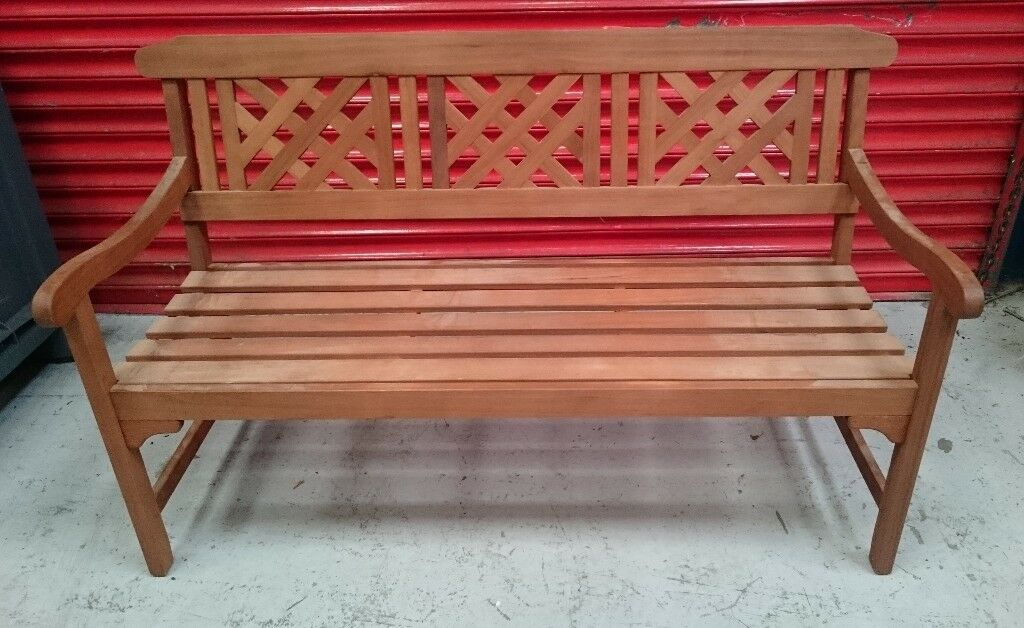 Fantastic 3 Seater Garden Bench Robert Dyas In Ealing London Gumtree Lamtechconsult Wood Chair Design Ideas Lamtechconsultcom