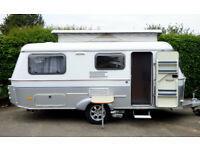 CARAVAN 3 BERTH WHITE