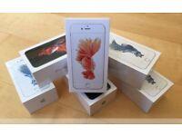 APPLE IPHONE 6S 128GB EE VIRGIN TMOBILE ORANGE BRAND NEW BOXED 12 MONTHS APPLE WARRANTY