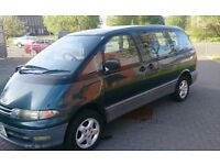 TOYOTA ESTIMA LUCIDA DIESEL 2WD AUTO (SPACE BUS) GOOD CONDITION.