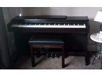 Yamaha YDP131 - Digital Piano (with Yamaha stool)