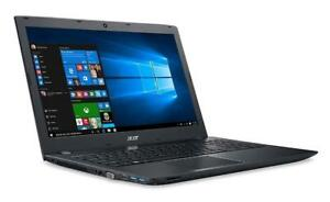ACER ASPIRE ES1- 533 15.6'' iNTEL  dual core N3350, 4GB 500GB + Mc Office Pro  * NEW*