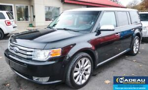 2011 Ford Flex Limited  AWD  NAVIGATION TOIT PANORAMIQUE