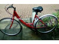 Town bike (like new)