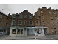 Contemporary 1 bedroom 1st floor flat in Causewayside available NOW - NO FEES