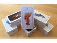 APPLE IPHONE 6S PLUS 64GB UNLOCKED MINT CONDITION COMES WITH WARRANTY & RECEIPT