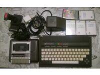 Vintage Commodore Plus/4 Computer Bundle
