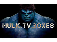 Hulk TV Boxes, Android, TV, Box