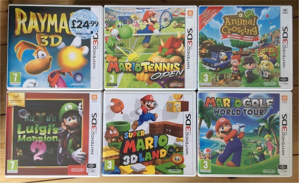 Nintendo 3DS Games | in Exmouth, Devon | Gumtree
