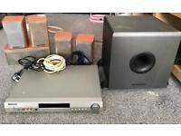 Mordaunt Short surround sound system