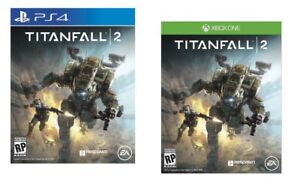 Titanfall 2 for Xbox one and ps4