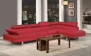 NEW Adjustable Sectional Sofa! FREE DELIVERY!Available  in Kamloops