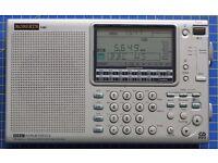 Roberts R861 (Sangean ATS 909) Shortwave Receiver AM / FM / SW / SSB / USB / LSB