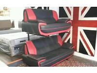 Sofa 3 seater+2 seater new can deliver