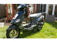 Pulse Scout 49 Moped