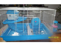 unused new gerbil cage
