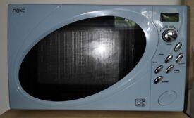 Next Blue Microwave