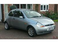FORD KA COLLECTION 1.3i (2004)Very Low Mileage,10 Months MOT,Air Con/14'' Alloy Wheels - Immaculate!