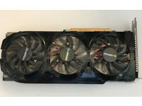Gigabyte Radeon R9 280X (3072 MB) (GV-R928XOC-3GD) Graphics Card