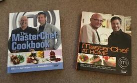 Master chef cook books