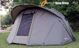 bivvy with overwrap £110