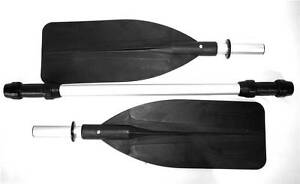 6 Foot Canoe Kayak Watersport Paddle. Comes Apart 4 Easy Storage Mangrove Mountain Gosford Area Preview