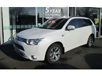 2014 64 MITSUBISHI OUTLANDER 0.0 PHEV GX 4H 5D AUTO *PART EX WELCOME*FINANCE AVAILABLE*WARRANTY