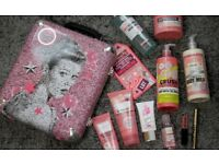 Soap and glory suitcase set