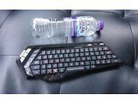 madkatz Strike M Backlit Compact Bluetooth mobile gaming keyboard PC, MAC, Phone, Tablet, TV