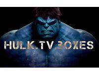 Hulk TV Boxes Android Tv Box
