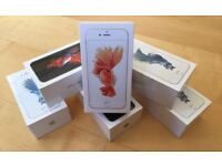 IPHONE 6s 16Gb UNLOCKED BRAND NEW BOXED WARRANTY