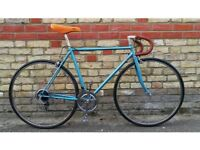 Classic Vintage Road Bike Racer cycle Sun Nottingham Not Raleigh Peugeot Bianchi