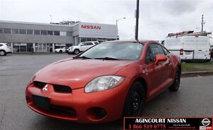 2007 Mitsubishi Eclipse GS  New Tires Certified 