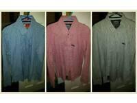 9 medium Superdry shirts