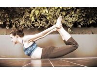 Increase your flexibility and decrease stress with YOGA