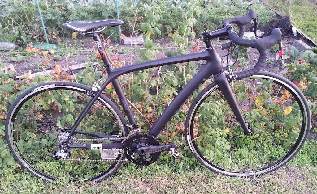 Road Bike - Planet X RT58 Carbon