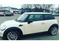 For spares or repair 2007 mini one white