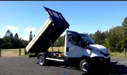 Iveco Daily Tipper 3 Way Petrie Pine Rivers Area Preview