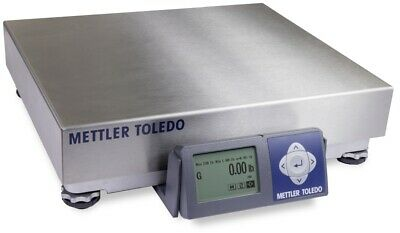 Mettler Toledo Bc-60u Shipping Scale 150 Lb X 0.05 Lb