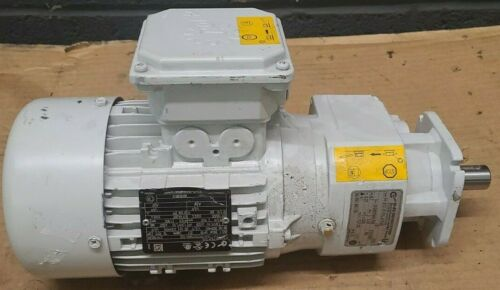 NORD DRIVESYSTEMS MOTOR SK072.1F-71L/4 CUS W/ NORD TYPE SK71L/4 CUS