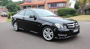 2013 Mercedes-Benz C250 Coupe Pyrmont Inner Sydney Preview